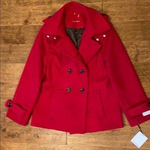 NWT Calvin Klein Women's Coat